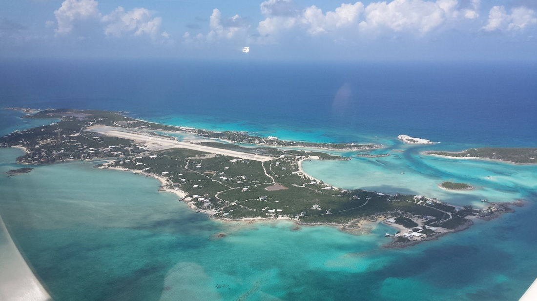 island hopping in the bahamas - Flying Destinations and Air